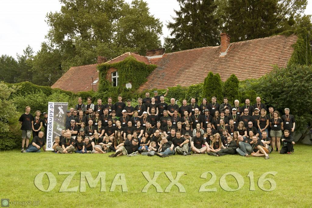 ozma xx 2016